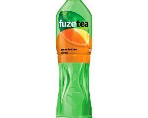 FuzeTea Citrus zelený ľadový čaj 1,5 l