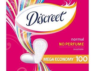 Discreet intimky normal 1x100 ks