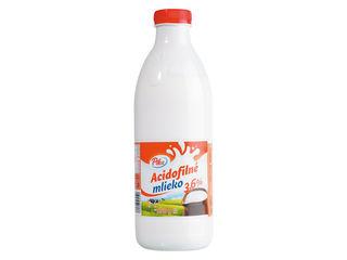Obrázok Acidofilné mlieko