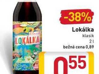 LOKÁLKA 2 l