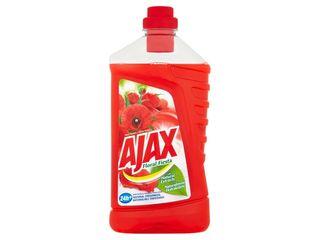 Obrázok Ajax Floral Fiesta red fowers univ. čistiaci prostriedok 1x1 l