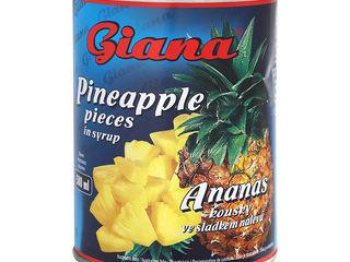 Obrázok Ananás kúsky