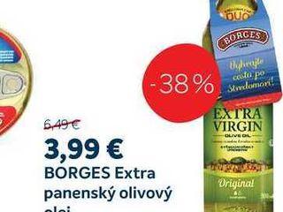 Borges Extra panenský olivový olej 500ml