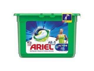 Obrázok Ariel Active gélové kapsuly 13 praní 1x1 ks
