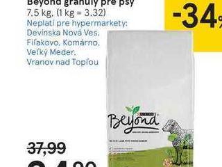 Beyond granuly pre psy, 7,5 kg