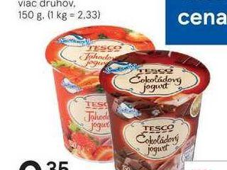 Obrázok Tesco smotanový jogurt, 150 g
