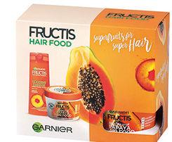 Fructis Hair Food darčeková kazeta