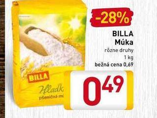Billa múka1 kg