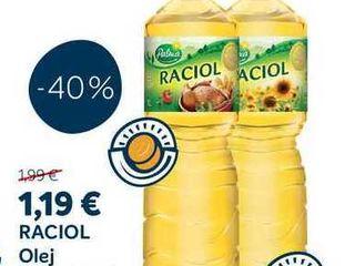 RACIOL Olej, 1 l