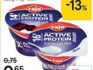 Obrázok Active protein jogurt, 330 g