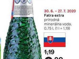 Fatra extra, 0,75 l