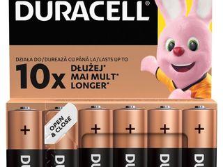 Batérie Basic AA Duracell 6ks