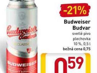 Obrázok Budweiser Budvar  0,5 l