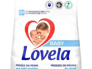 Lovela Baby Biela bielizeň prací prášok 41 praní 1x1 ks