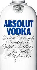 Obrázok Absolut vodka 40% 1,00 L
