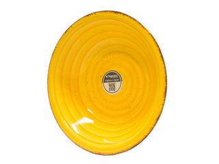 Tanier polievkový Louise 21 cm žltý Tognana 1ks
