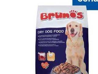 Obrázok Brunos granuly pre psy, 10 kg