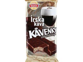 Kávenky,Kakaové rezy