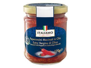 Obrázok Mleté čili v olivovom oleji