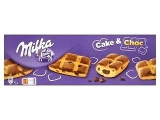 Sušienky Milka Cake&Choc