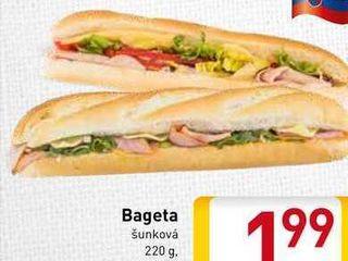 Obrázok  Bageta 210-215 g