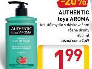 AUTHENTIC toya AROMA  400 ml