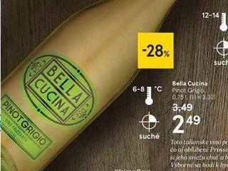 Bella Cucina, 0,75 l