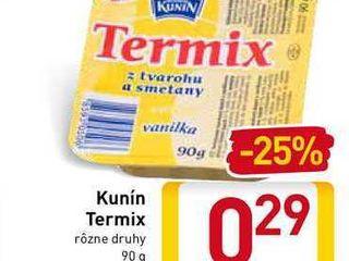 Kunín Termix 90 g