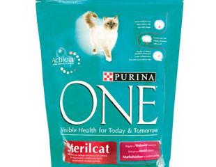 Purina One krmivo pro kočky, různé druhy