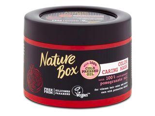 Nature box Pomegranate oil maska na vlasy 1x200 ml