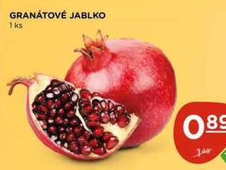 Obrázok GRANÁTOVÉ JABLKO 1 ks