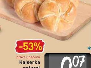 Obrázok  Kaiserka natural  55 g