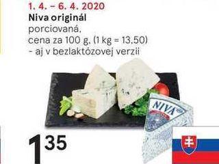 Obrázok NIVA ORIGINÁL, 100 g