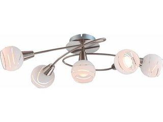 Stropná lampa Elliott energ. trieda: E - A++ 5ramenná