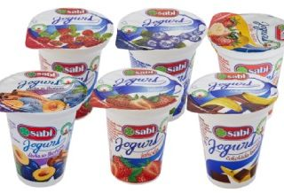 Obrázok Ochutené jogurty, 150 g