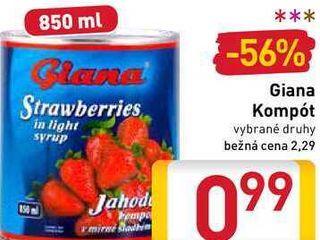 Giana Kompót