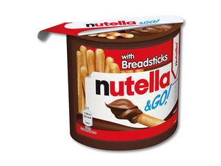 Nutella & GO Breadsticks