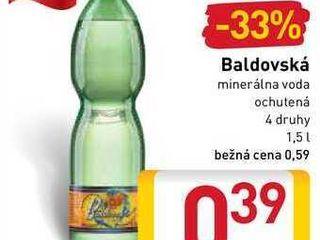 Baldovská  1,5 l