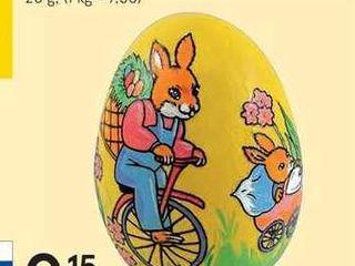 Obrázok Veľkonočné vajce, 20 g
