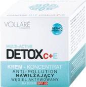 Obrázok Denný krém Multi-Actice Detox X+E, 50 ml