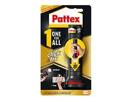 Obrázok Pattex Click & Fix lepidlo 30g