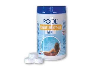 """Obrázok """"POOL"""" Kombi mini tablety 4 v 1*"""