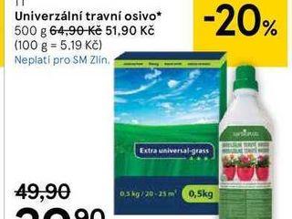 Univerzální travní osivo, 500 g