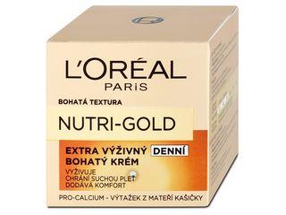 L'Oréal Nutri-gold extra výživný denní krém 1x50 ml