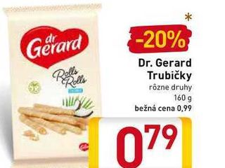 Obrázok Dr. Gerard Trubičky 160 g