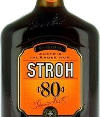 Stroh 80° 80% 0,50 L