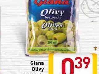 Obrázok  Giana Olivy  200 ml