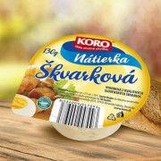 NÁTIERKA ŠKVARKOVÁ 130g KORO