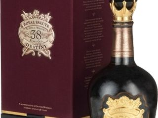 Chivas Regal Royal Salute Stone Of Destiny 38YO 40% 0,50 L