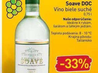 Soave DOC  0,75 l